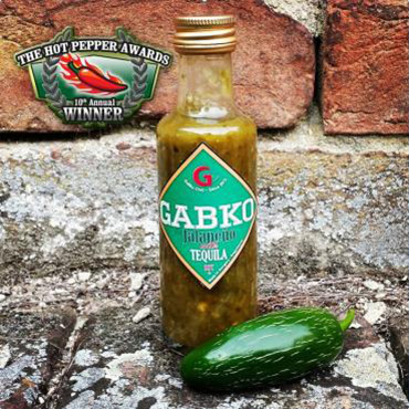 Jalapeno with Tequila 100ml